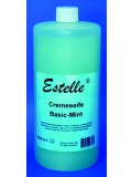 Estelle Basic Cremeseife, Mint, 1 Liter